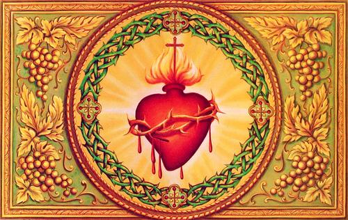 """Sagrado Corazón de Jesús…"""" – Monasterio Nuestra Señora del Socorro ..."""